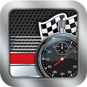 Racing Lap Timer & Stopwatch icon