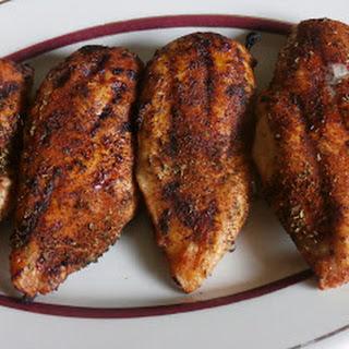 Grilled Southwestern Chicken Breasts