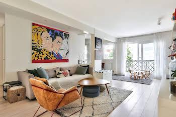 Appartement 4 pièces 90,05 m2