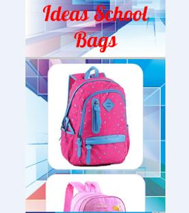 Ideas School Bags - náhled