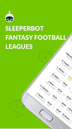 Sleeperbot Fantasy Football, Basketball, and more Screenshot