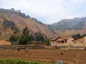 Photo: Musanze district - road to Gisenyi