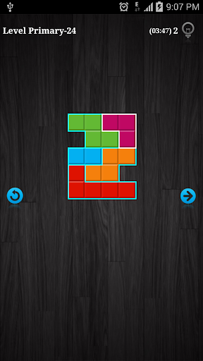 スマート積み木:ブロックパズルタングラム