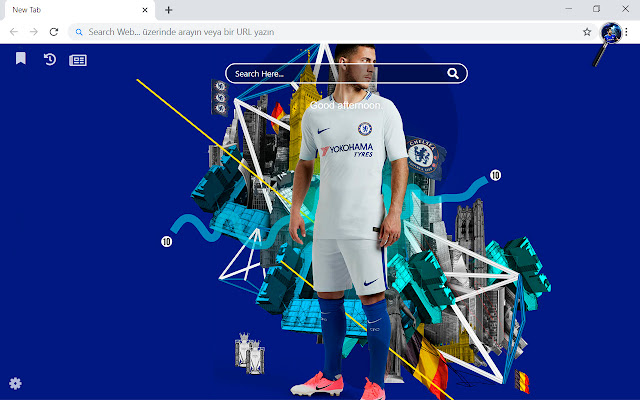 Chelsea F C Hd Wallpapers New Tab