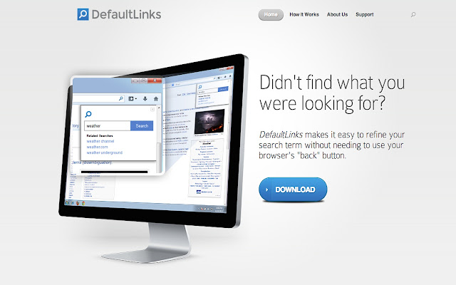 DefaultLinks