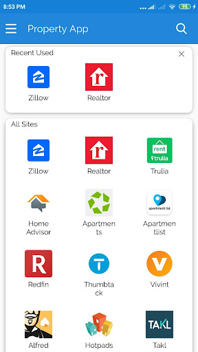 Find Houses for Sale & Apartments for Rent screenshot 1