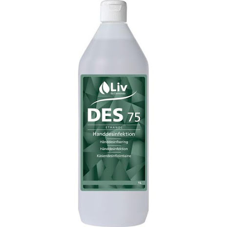 Handdesinfektion DES 75 1000ml