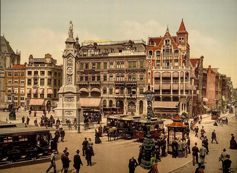 Amsterdam c. 1890