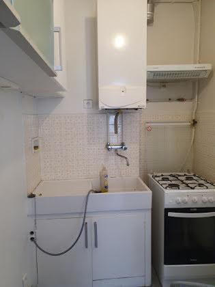Location appartement 2 pièces 34,46 m2