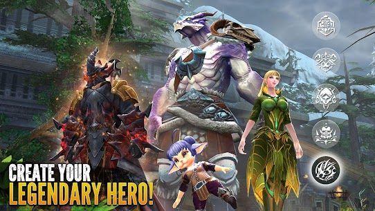 Order & Chaos 2: 3D MMO RPG 3.1.3a (MOD + APK) Download 1