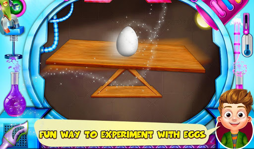 Science Experiments With Eggs v1.0.5