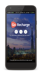 Mobile Recharge–Multi-Currency- screenshot thumbnail