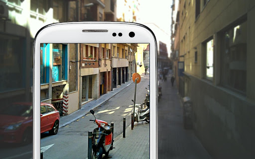 HDR Camera screenshot 1