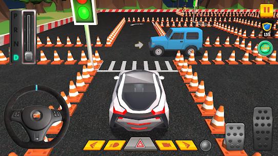 Car Parking 3D Pro MOD (All Cars Unlocked) 4