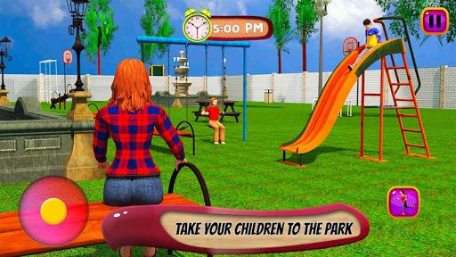 Virtual Mother Life Simulator screenshot 1