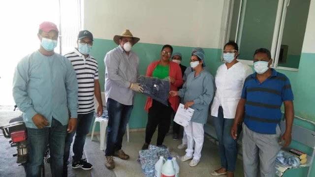 Alcalde electo de Dajabón instalará cocinas para suministrar alimentos cocidos a personas de escasos recursos por emergencia del Covid-19