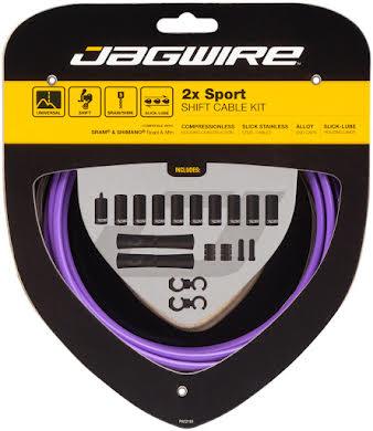 Jagwire 2x Sport Shift Cable Kit SRAM/Shimano alternate image 9