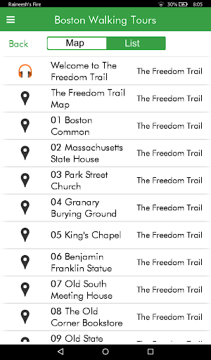 Boston Walking Tours screenshot 13