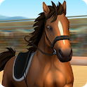 Horse World – Show Jumping icon