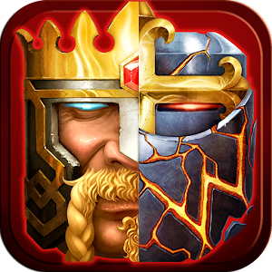 Raise kingdoms, armies & alliances and play with enthusiastic war game maniac! APK Icon