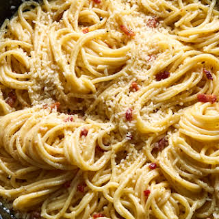 The Perfect Spaghetti Carbonara.