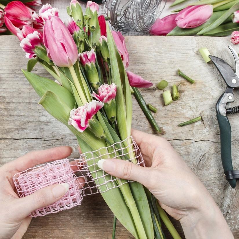 Flores para decorar: elige el número de tallos y personaliza tu ambiente