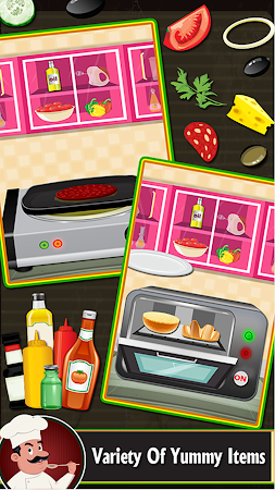 Burger Maker – Fast Food 1.0.1 screenshot 1890201