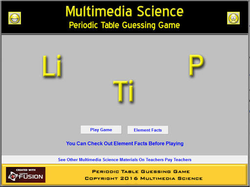Chemistry periodic table game apk download apkpure chemistry periodic table game screenshot 1 urtaz