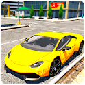 Extreme Car Driving Simulator- Free Driving Games icon