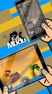 Evil Mudu - Hill Climbing Taxi - náhled