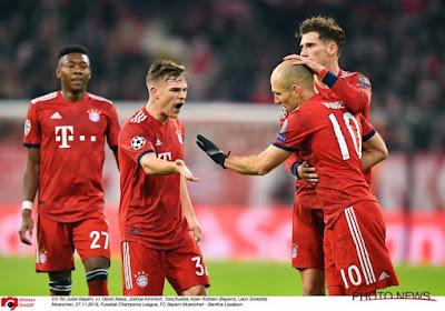 Bundesliga : le Bayern déroule, Thorgan Hazard accroché à Hoffenheim
