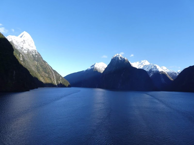 Fiordland (Milford Sound, Doubtful Sound, Dusky Sound)