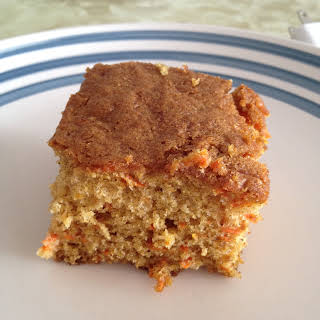 Skinny Carrot Cake .