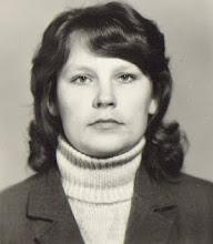 Photo: Jarusė Gusčiūtė. Nuotrauka iš Gusčiūtės Laimutės archyvo