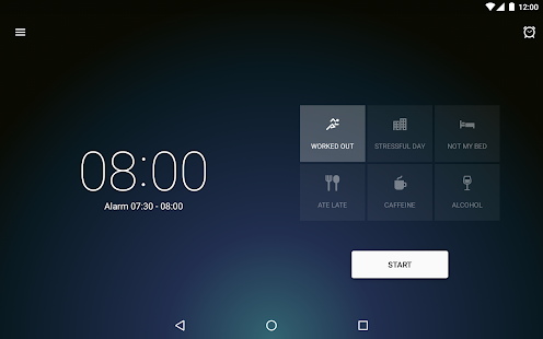 Sleep Better with Runtastic Screenshot 16