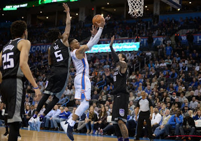 ? NBA : le top 10 de la nuit en vidéo !