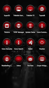 Warped R - Icon Pack v1.5
