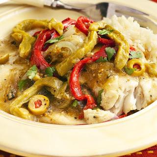Green Salsa Tilapia Recipes
