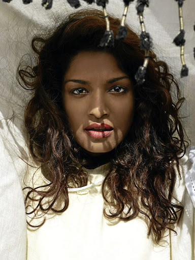 M.I.A. wants to represent people who feel like outsiders, and let them know that they belong.
