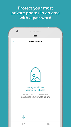 SHEN - Share your pictures & create private album 1.6.0 screenshots 3