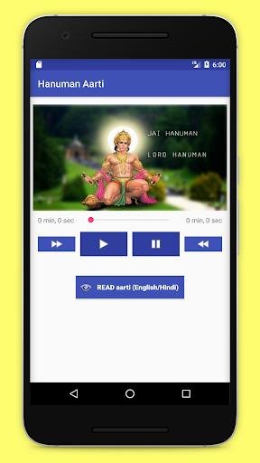 Hanuman Chalisa and Aarti by Manomay (Google Play, United States