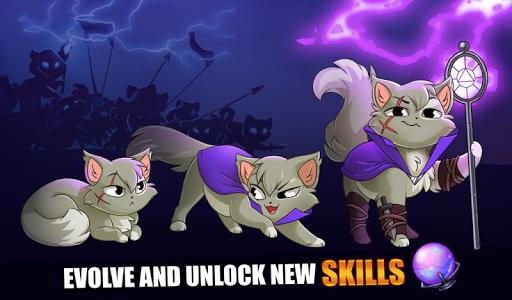 Castle Cats: Epic Story Quests  mod screenshots 2
