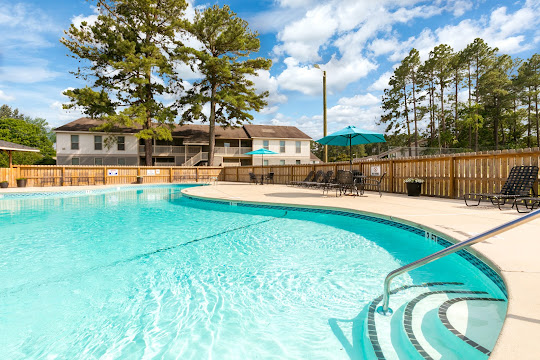 Windtree Apartments in Fayetteville, North Carolina