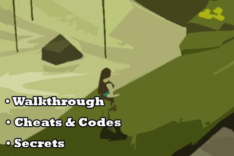 Guide for Lara Croft GO