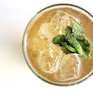 Enlighten-Mint Cocktail.