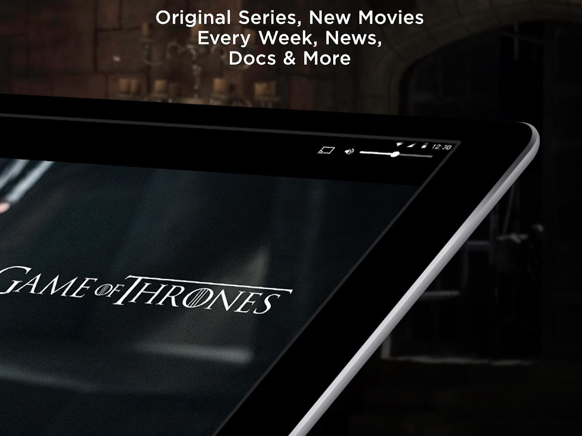 how to get hbo go on tv