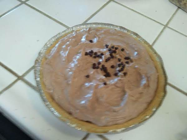 5 Min. From Scratch Chocolate Pie & Pudding!