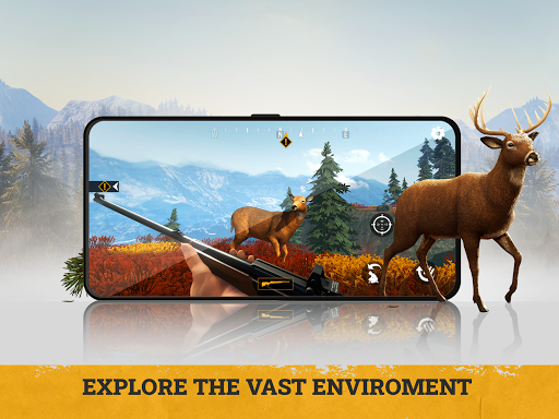 theHunter - 3D hunting game for deer & big game 0.11.2 screenshots 5