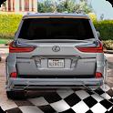 Drive Simulator LX570 Racing Drift icon
