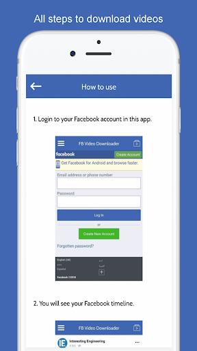 Facebook Video Downloader Apkpure
